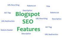 Blogger is comprised a lot of SEO feature which was not possible in previous version, Right now blogger has improved the SEO Features can use to rank well