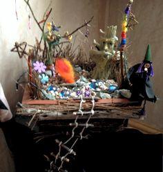 A mini witches garden ⭐