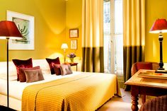 Hotel SAINTE BEUVE - connecting rooms - rooms for family