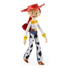Disney Toy Story Jessie Fashion Doll by Mattel ~ Would've loved to get this, but she can't bend her arms :( Toy Story 3, Toy Story Dolls, Bolo Toy Story, Toy Story Cakes, Run Disney, Disney Pixar, Disney Running, Disney Diy, Walt Disney