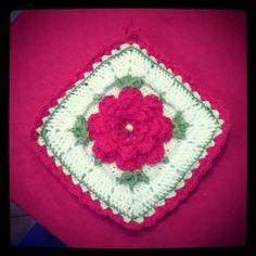 Presina all'uncinetto - crochet potholder