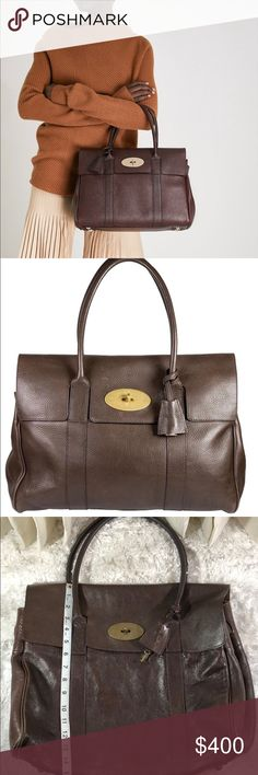 035a154ef89 Spotted while shopping on Poshmark  Mulberry Bayswater Classic satchel.!   poshmark  fashion