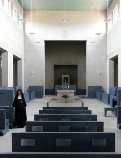 dom hans van der laan - jesu moder marias kloster, mariavall (1991)