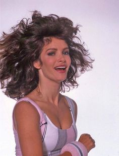 Jaclyn Smith, Photo Canvas, Long Hair Styles, Tank Tops, Lady, Beauty, Beautiful, Art Art, Angels