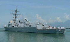 USS CHUNG HOON DDG 93