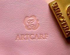 Custom 26 Alphabet Letter Brass Leather Stamp / Wood Stamp /
