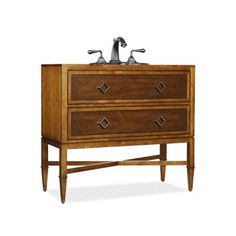 "Traditional Bath Vanity from Cole & Co.  36""  $2007"