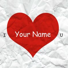 Create Boy or Girl Name Love Heart Profile Pictures Online. Beautiful Love Heart In BF or GF Name Photo. Write His or Her Name Love Paper Image. Print My Name Love Profile. Latest Heart In Your Name Pics. Boyfriend or Girlfriend Name Writing Love Pix. New Whatsapp and Facebook DP Profile Love Paper. Download Amazing Heart With Anything Name Wallpapers Free.