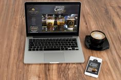 www.passengercoffeespot.gr - νέο project της Webstation για café στην Πάτρα