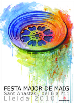 cartel festa major de lleida 2014 - Buscar con Google