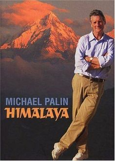 Michael Palin Quotes (Author of Around the World in 80 Days) Book Club Books, The Book, My Books, Bbc Tv Series, Book Series, Valley Of Flowers, Michael Palin, Around The World In 80 Days, Shangri La
