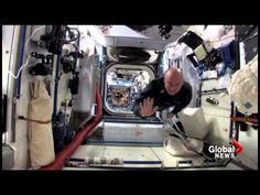 Astronaut Scott Kelly takes off for one year in space - YouTube