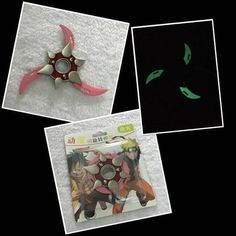Naruto - Glow In The Dark Shurikens    https://the-gift-shack.com/collections/naruto/products/naruto-glow-in-the-dark-shurikens?variant=39965607811