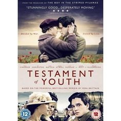 http://ift.tt/2dNUwca | Testament Of Youth DVD | #Movies #film #trailers #blu-ray #dvd #tv #Comedy #Action #Adventure #Classics online movies watch movies  tv shows Science Fiction Kids & Family Mystery Thrillers #Romance film review movie reviews movies reviews
