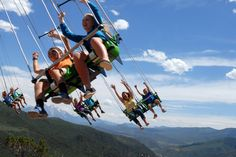 5 places to 'get high' in Colorado (no pot required)