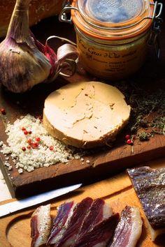 Foie gras - Par CRT Midi-Pyrénées / Dominique VIET #TourismeMidiPy #MidiPyrenees #France #Gastronomy