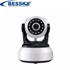 32.36$  Watch now - http://ali8ry.shopchina.info/go.php?t=32799214250 - Bessky HD Wireless Security IP Camera WifiI Wi-fi R-Cut Night Vision Audio Recording Surveillance Network Indoor Baby Monitor 32.36$ #buyonline