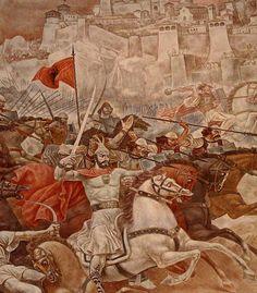 ORVALHO DO AMANHÃ: Espada da Cristandade contra o Islã na Albânia: Jo...