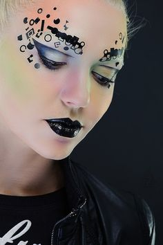 Antonina Zozulya Makeup Artist | Fantasy Makeup | Beauty #photography #mua #avantgarde