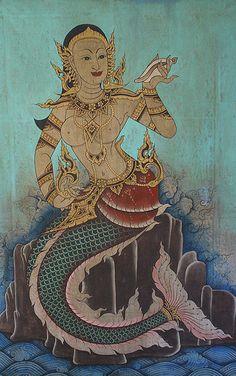 A Thai Mermaid <3