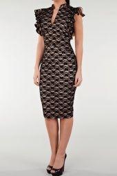 Hybrid Lace dress TopVintage #topvintage
