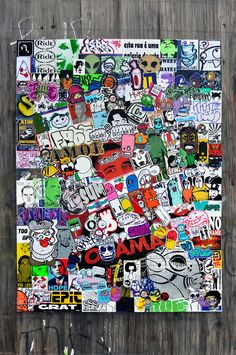 1000 images about street art stickers on pinterest. Black Bedroom Furniture Sets. Home Design Ideas