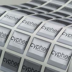Domed Stickers highly represents your brand and quality as itself is a professional product for promotion.