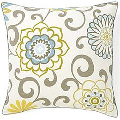 @Overstock - Dress up your decor with a bold decorative pillow from Jiti Pillows. Crafted by artisans in the United States, this stylish pillow offers a simple shape with intricate embroidery.http://www.overstock.com/Main-Street-Revolution/Jiti-Pillows-Ply-Sky-Cotton-Decorative-Pillow/6421798/product.html?CID=214117 $70.99