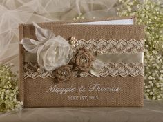 Custom listing for Niki.Burlap Natural Birch by DecorisWedding, $125.00