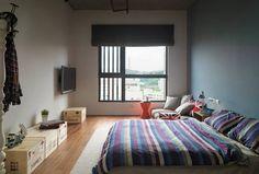 Taipei loft style apartment by Fungo Design - DECOmyplace