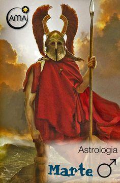 ASTROLOGY ASTROLOGIA MARTE MARS PLANET