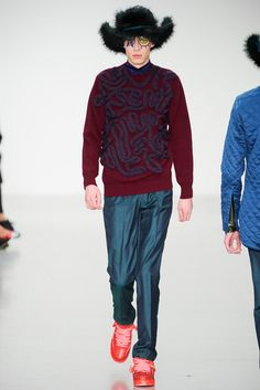 Katie Eary Fall 2015 Menswear - Collection - Gallery - Style.com#menswear #runway #fall2015 #fashion