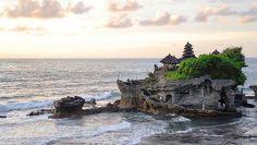 Tanah Lot Temple, Bali, Indonesi