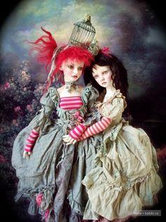 КЛУБ ХУДОЖЕСТВЕННОЙ КУКЛЫ ❖ Авторская кукла ❖