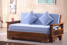 Buy Solid Wood Sofa cum Bed Online in India. Sale on Wooden Sofa cum bed. Shop new Sofa design in India at Best prices. Free Shipping Easy EMI & Easy Returns Sofa Design, Glass Kitchen Cabinet Doors, Wood Sofa, Wooden Furniture, Bed Furniture, Beds Online, Jodhpur, Sofa Set, Online Furniture