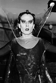 Klaus Nomi Irving Plaza NYC 1979❣❣♥