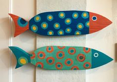 Pair of Spotted Fish