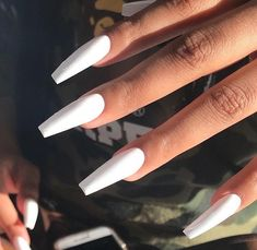 In search for some nail designs and ideas for your nails? Here is our list of 19 must-try coffin acrylic nails for stylish women. Beach Nail Designs, Nail Art Designs, Design Art, Coffin Nails Long, Long Nails, Cute Nails, Pretty Nails, Hair And Nails, My Nails