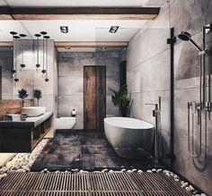 incredible bathroom interior     #amazinginterior #amazing #bathroominterior #bathroom #bathroominteriorideas #beautifulbathroom #interiordesign #topluxurybathrooms #luxurybathroom Alcove, Bathtub, Bathroom, Bath Tube, Bath Tub, Bathrooms, Tubs, Bathtubs, Bath