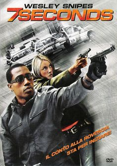 """""""7 Seconds"""" (2005) #WesleySnipes #SonyPictures"""