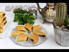 Recette makrout au four, gateau algerien /Baked makrout recipe - YouTube                                                                                                                                                                                 Plus