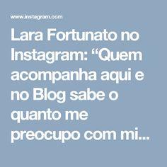 """Lara Fortunato no Instagram: """"Quem acompanha aqui e no Blog sabe o quanto me preocupo com minha pele, com isso sempre procuro produtos que contribuam para manter meu…"""""""