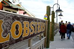 Bar Harbor, by Life Through Two Lenses Photography -    October 11, 2011 -    Bar Harbor, Maine -  #JoesCrabShack