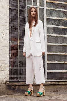 McQ Alexander McQueen Spring 2016 Ready-to-Wear Collection Photos - Vogue