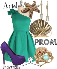 Not only for prom! This would make a fantastic date or night out outfit as well.