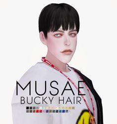effiethejay  Bucky Hair