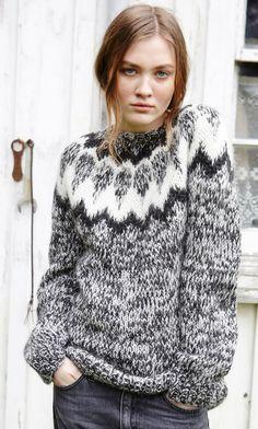Tjorven Wool Jumper - Plümo Ltd