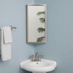 12 Corner Medicine Cabinet Ideas Small Bathroom Corner Sink Corner Bathroom Vanity