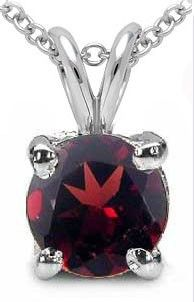 We have offer the beautiful silver jewelry at SterlingSilverJewelry.tv 0.65ctw Genuine Garnet 5mm Round & .925 Sterling Silver Pendant With Chain (SJP10036G) #sterlingsilverpendants #silverpendant #WholesaleSterlingSilverpendants #silverpendantjewelry #FreeShipping #PerfectGifts #AlwaysBeautiful #Discount Buy Now:https://goo.gl/P84qeb