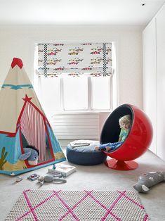 A fun children's room